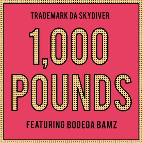 1000 pounds