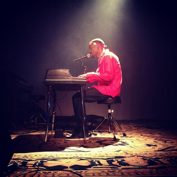 frank ocean piano