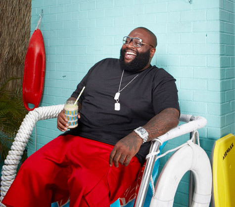rick ross laughing