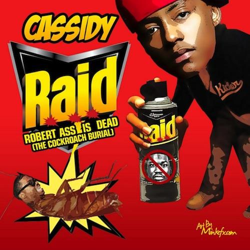 raid diss