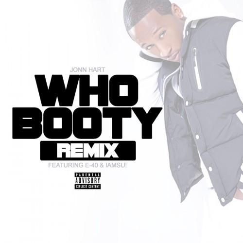 who booty remix 2
