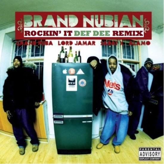 Brand Nubian Def Dee