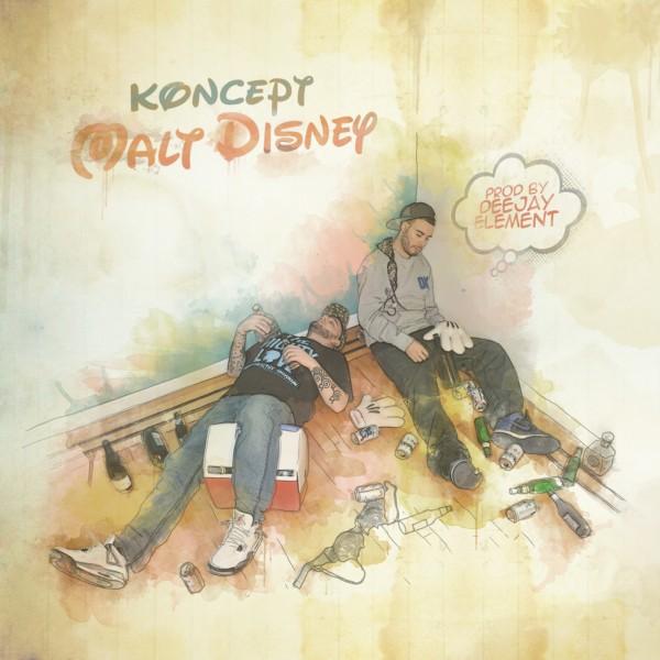 Koncept DeeJay Element Malt Disney