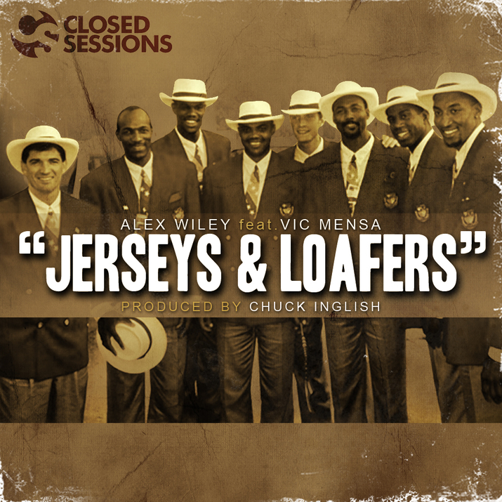 jerseys and loafers