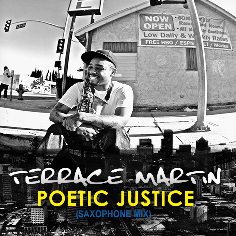 poetic justice sax mix