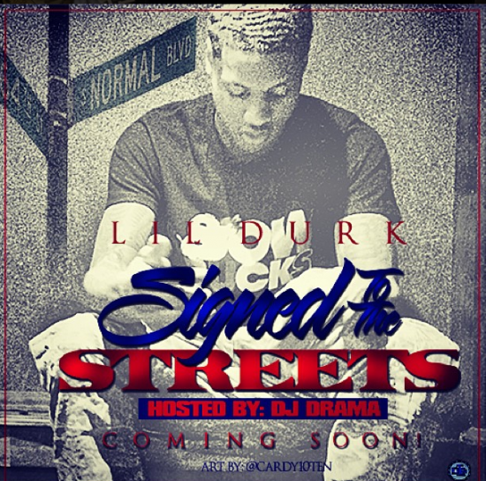 signed to the streets