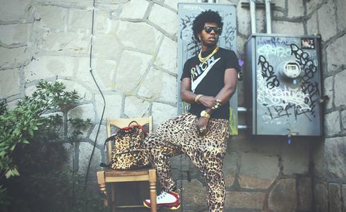 trinidad james cheetah