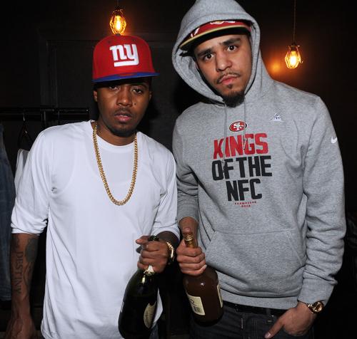 J. Cole Nas