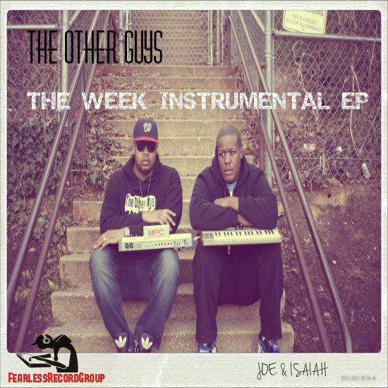 The Other Guys The Week Instrumental EP