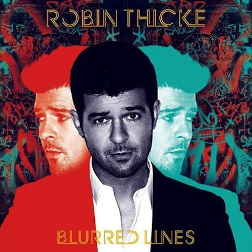 blurred lines album