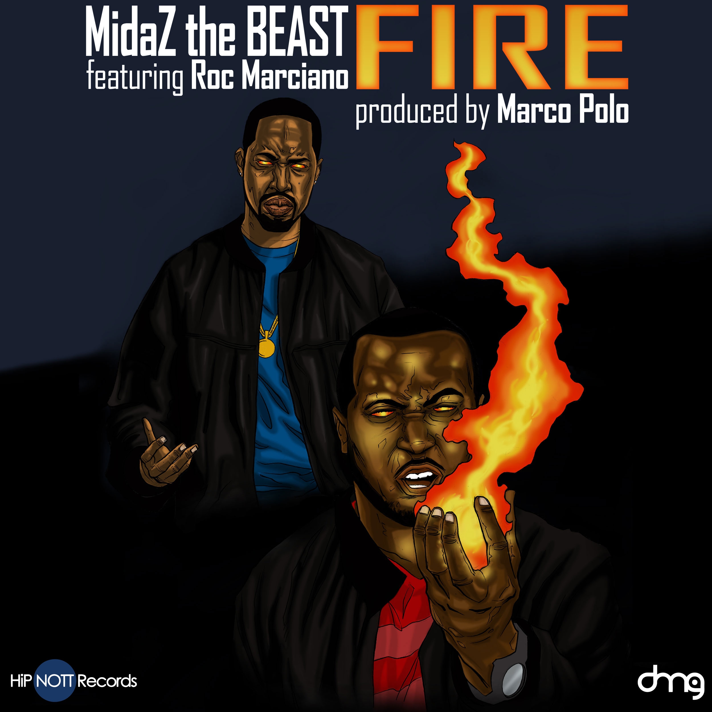 MidaZ The Beast Fire