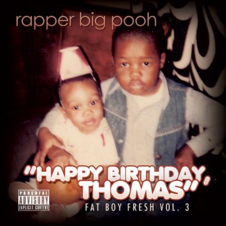 Rapper Big Pooh Fat Boy Fresh