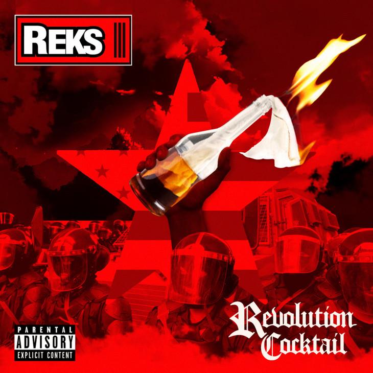 Reks Revolution Cocktail