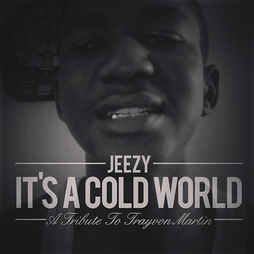 its a cold world