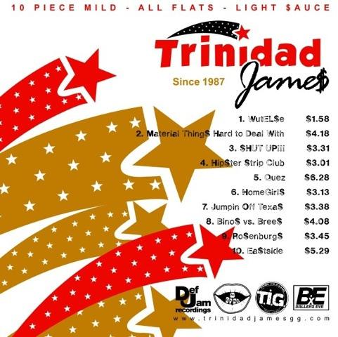 10 pc mild tracklist