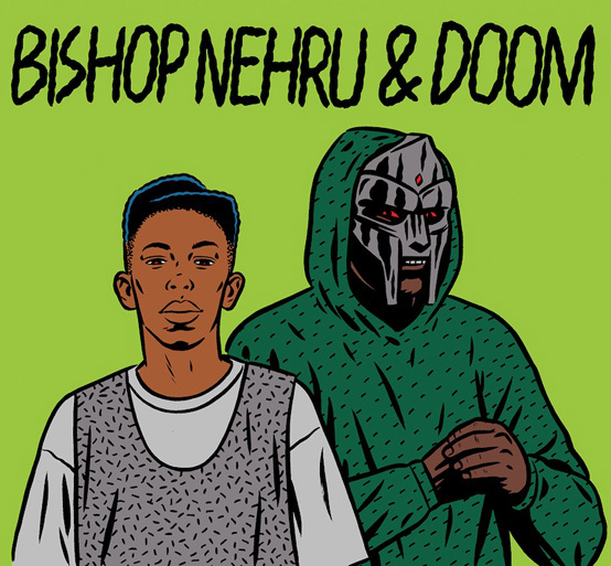Bishop Nehru MF DOOM