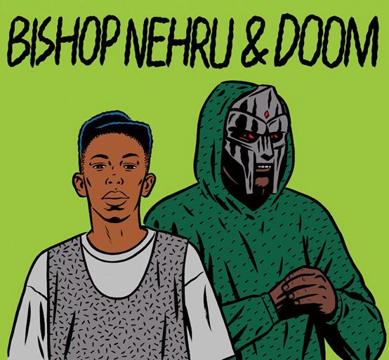 Bishop Nehru MF DOOM