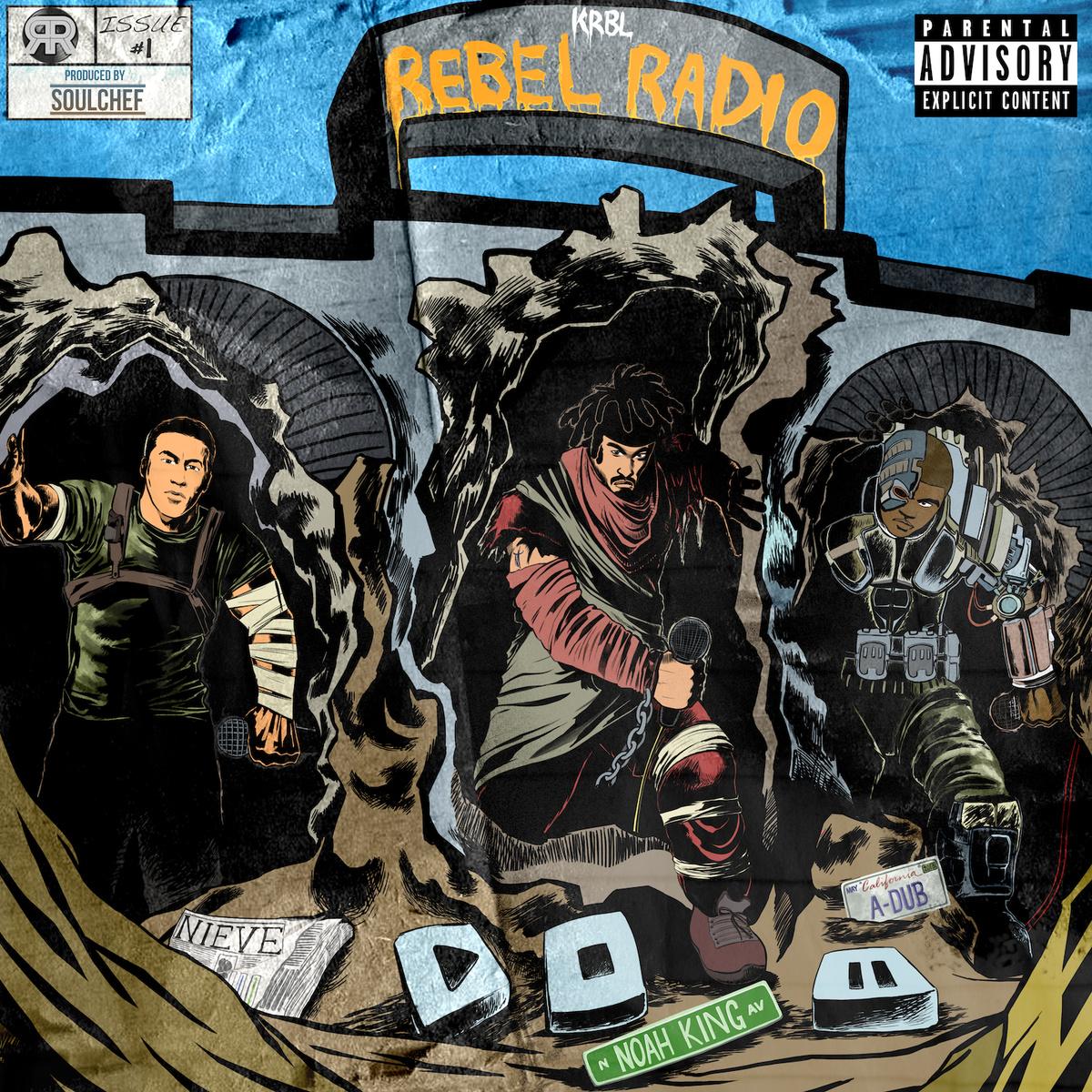 KRBL Rebel Radio
