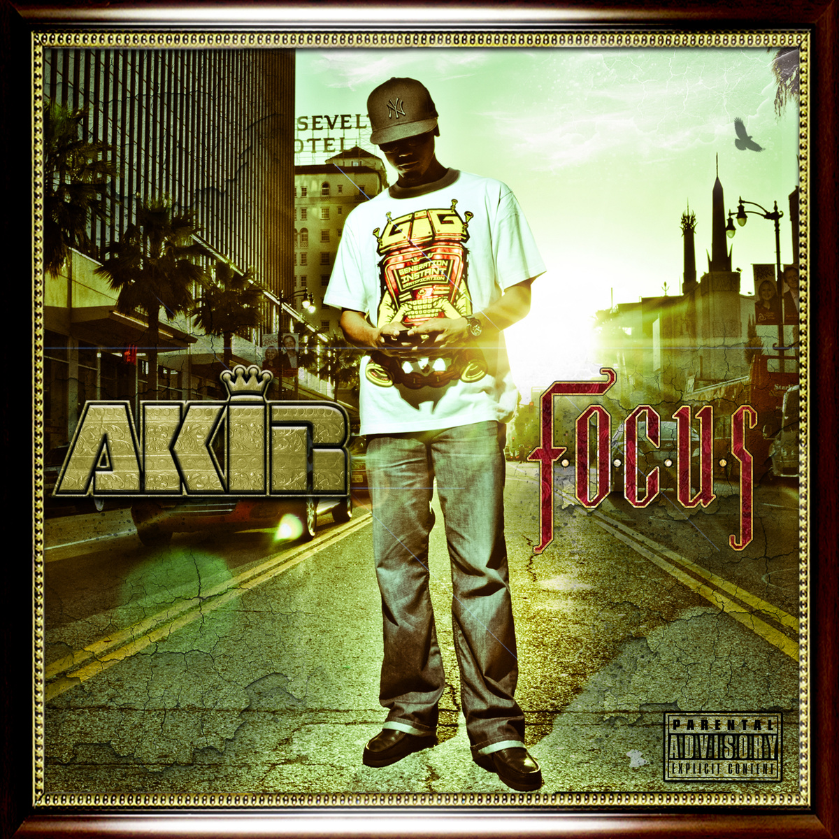 Akir Focus EP