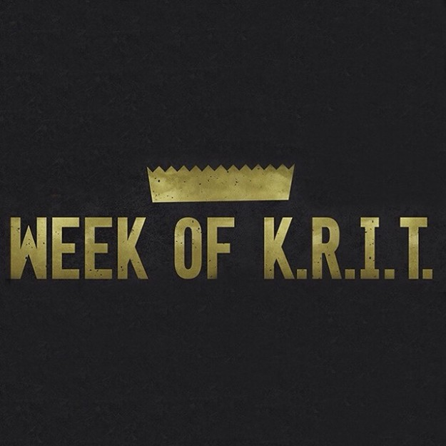 Big K.R.I.T. Week Of KRIT