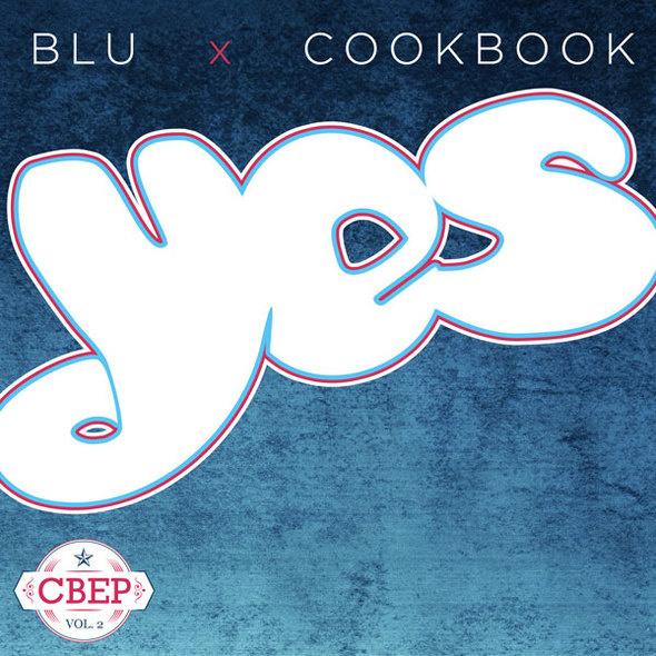 Blu & Cookbook Yes