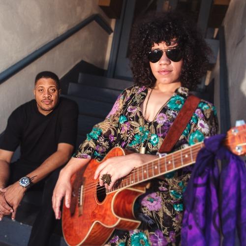 Chali 2na & Jade Hendrix