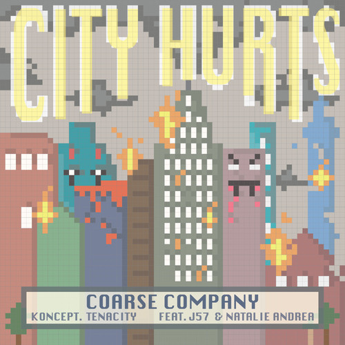Coarse Company City Hurts